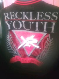 Young and restless snap jacket, youth size large.  Des Moines, 50320