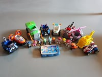 assorted vehicle toy cars