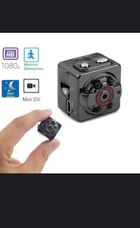 New hidden cam video audio recorder with accessories  551 km