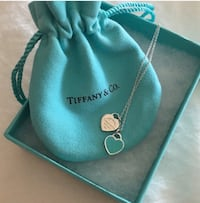 NEW*TIFFANY & CO. Mini heart pendant