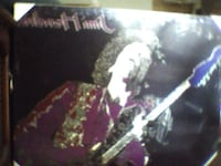 Jimi Hendrix  Large wall canvase -In wrap- Kitchener