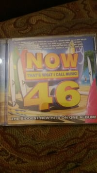 NOW THAT'S WHAT I CALL MUSIC 46 (CD)
