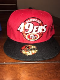 San Francisco 49ers fitted cap - 7 3/8 Thames Centre, N0L 1G2