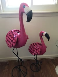 2 Flamingos Metal Art  Houston, 77090