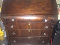 Early 19th century bankers desk 1903 Dallas, 75214