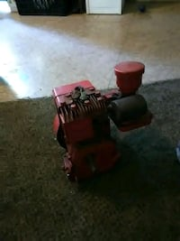 red and black power tool 2357 mi