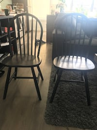 Dining chairs, set of four  Washington, 20001