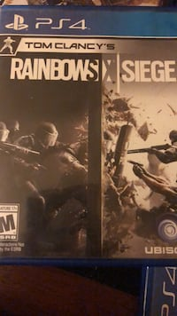 PS4 Rainbow Six Seige Used Once Villa Park, 60181