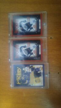 Limited Edition Hockey Cards