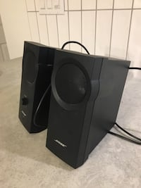 Bose Desk Speakers Toronto, M6J 3W3