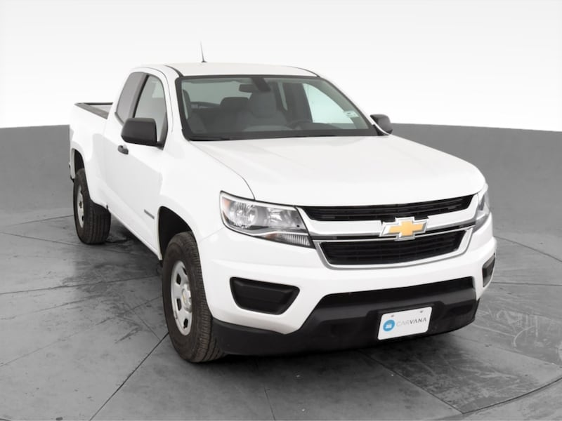 2018 Chevy Chevrolet Colorado Extended Cab pickup Work Truck Pickup 2D 096c2ec8-d14c-40a1-a9cf-b51cce2d9a50