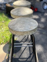 Bar stools set of (3) West Bloomfield, 48324