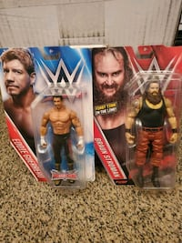 WWE- figurines