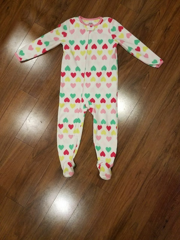 891d2104c Used Child of Mine Carter s Footie PJs 4T for sale in Auburn - letgo