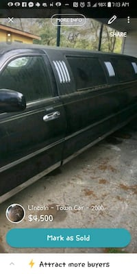 Lincoln - Town Car - 1999 Jacksonville