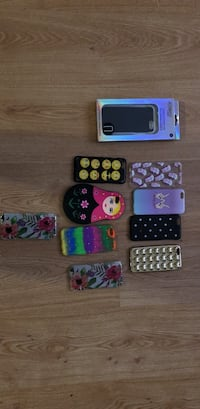 assorted iPhone cases and cases Brantford