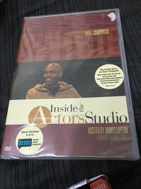 Dave Chappell actors studio DVD  Mississauga, L5E 1N4