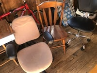 3 chairs  Huntington, 11743