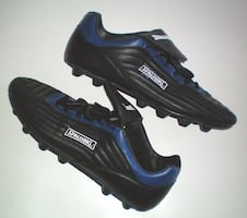 Spalding Mens Indoor or Outdoor Soccer Cleats Size 12