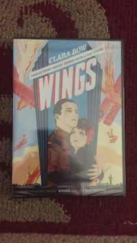 Wings DVD new Bowie, 20715