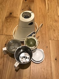 Mixer and grinder for sale