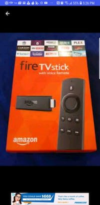 Amazon fire  Herndon, 20170
