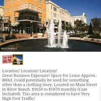 Space Available for Lease Lafayette, La. Lafayette