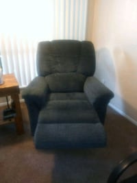 gray and black fabric sofa chair Bakersfield, 93308