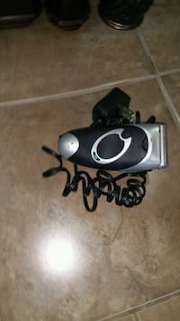 Black and gray electric cordless with charger  2296 mi