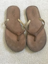 American eagle women's size 7 sandals Montgomery Village, 20886