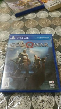 Ps4 God of War Console Game