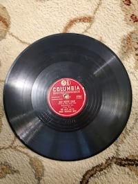 Roy Acuff vintage 78's Knoxville, 21758