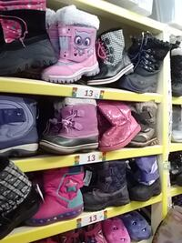 Winter boots for toddler girls Toronto
