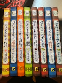 Diary of a wimpy kid hardcover!