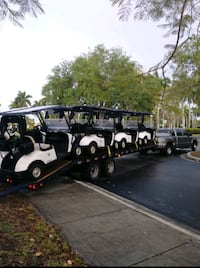 Delivery/Transportation/Flatbed Truck Miami