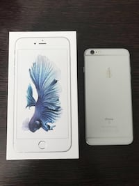 iPhone 6s Plus silver (серебро) 32GB Воронеж, 394000