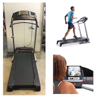 Weslo Cadence G 5.9i Folding Treadmill, iFit Coach Compatible Stafford, 77477
