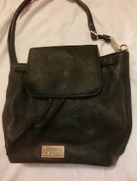 Victoria's secret black mini purse Eureka