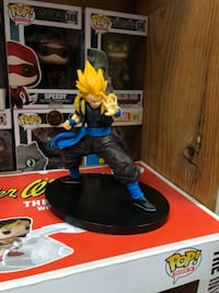 Gogeta dragon Ball z Los Angeles