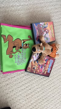 Scooby Doo collection