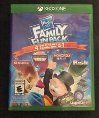 Family Fun Pack (4-in-1) for Xbox One Used Toronto, M3N 2B5