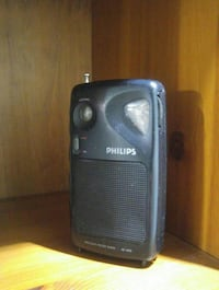 Radio transistor PHILIPS - 1490, antiguo.