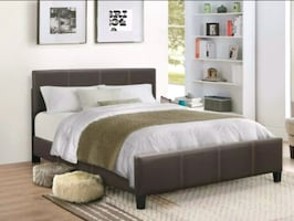 New Queen Mattress with Bed Frames