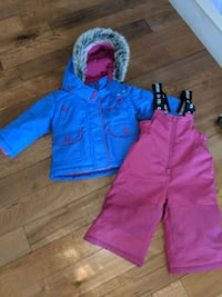 Baby snow suit size 12 months Calgary