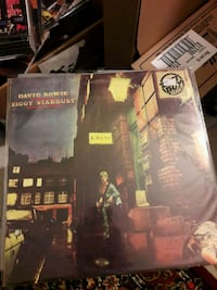 David Bowie ‎– The Rise And Fall Of Ziggy Stardust Pianiga, 30030