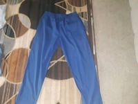 blue and black track pants Victorville, 92395