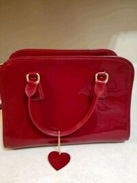 Red leather purse  Winnipeg, R3L 0T3