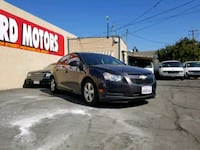 Chevrolet - Cruze Turbo - 2014 Hayward, 94541