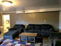 3 pc set Couch, Chair, Electric Lounge/ Reclinet Chair Ogden