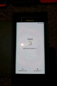 black Samsung Galaxy android smartphone Vaughan, L6A 3M5